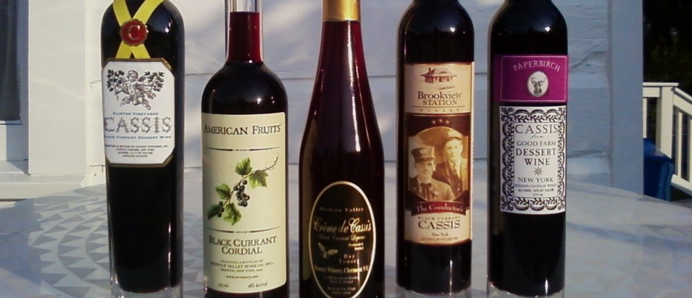 Hudson Valley Cassis